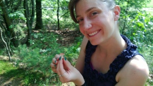 Mushrooming at Great Brook State Park in Carlisle, MA